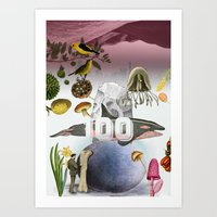 the 100 Art Prints featuring 100 by amit sakal
