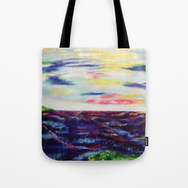 By the ocean Tote Bag