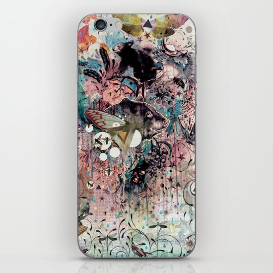 The Great Forage iPhone & iPod Skin