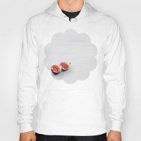 minimalist Hoodies featuring Minimalist by Leonor Saavedra