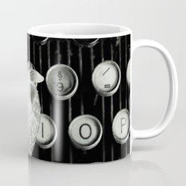 strawberry typewriter Coffee Mug
