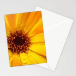 Calendula officinalis Stationery Cards
