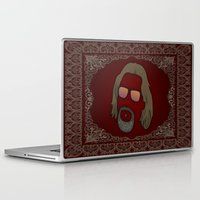 the dude Laptop & iPad Skins featuring Dude by DE.FE.