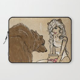 Bear cubs Laptop Sleeve
