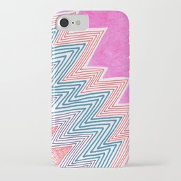 ZagaZag iPhone Case