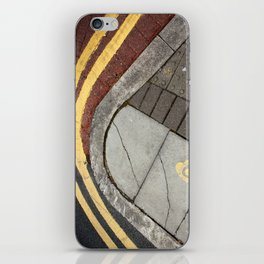 Kerb curves iPhone Skin
