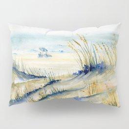 Ocean City Beach Maryland Pillow Sham