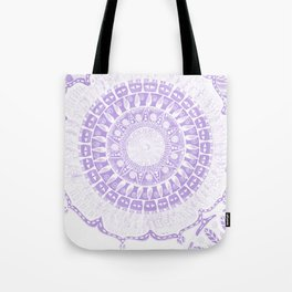 Indian Decoration Vector Tote Bag