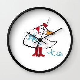 GOOSE Wall Clock