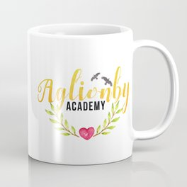 Aglionby Academy - The Raven Cycle by Maggie Stiefvater Coffee Mug