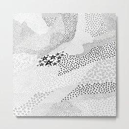 Pattern of Patterns Metal Print