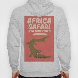 Africa Safari into adventure! Hoody