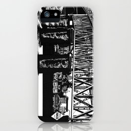 Manette Bridge iPhone Case