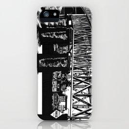 Manette Bridge iPhone Case