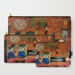 fly to Havana Carry-All Pouch