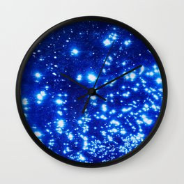 NATURAL SPARKLE Wall Clock