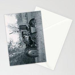Farmer's Best Friend - B & W Stationery Cards
