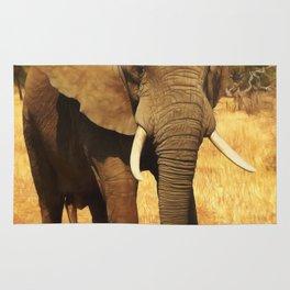 ELEPHANT WALK Rug