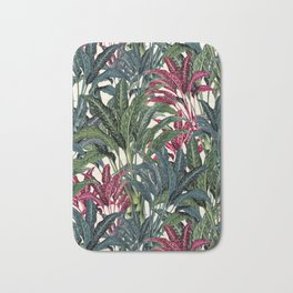 Tropical Garden II Bath Mat