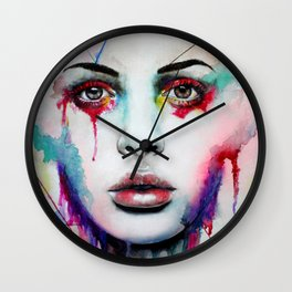 EXTENSION OF YOU Wall Clock
