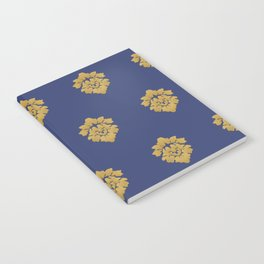 Free Marches (Blue) Notebook