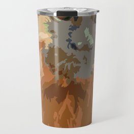 Golden Lion Tamarin Travel Mug