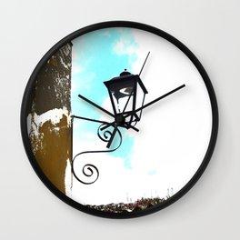 Para Ti 3 Wall Clock