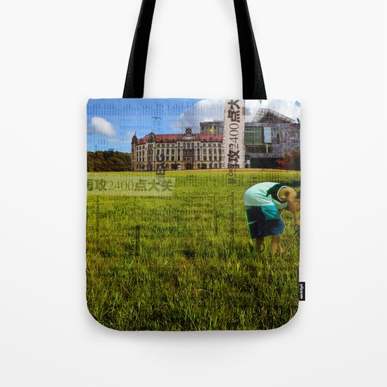 Surreal Living 9 Tote Bag