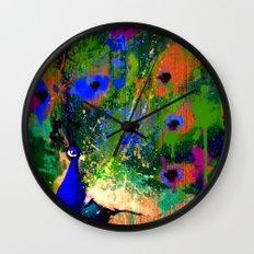 Beauty Dance Wall Clock