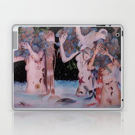 The Fish Gatherers Laptop & iPad Skin