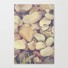 Just a pile of rocks Canvas Print