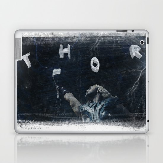 Thor Laptop & iPad Skin