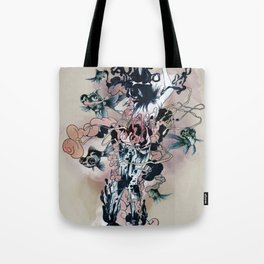 Decay (Full) Tote Bag