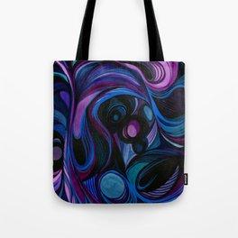 Nebulous Entropy Tote Bag