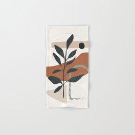 Abstract Shapes 35 Hand & Bath Towel