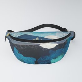 Midnight Water Fanny Pack