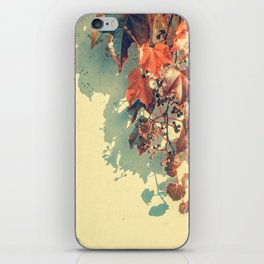 Grapes of Autumn iPhone Skin