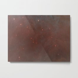 Hubble Space Telescope - Failing Stars in the Orion Nebula (2006) Metal Print