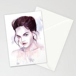 Barbara Palvin Stationery Cards