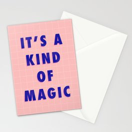A Kind Of Magic Stationery Cards