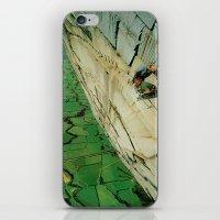 vertigo iPhone & iPod Skins featuring vertigo by Jesse Treece
