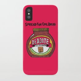 Deadite: The Evil Spread iPhone Case