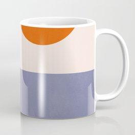 abstract minimal 50 Coffee Mug