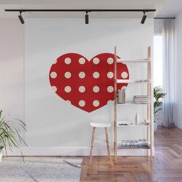 Heart2 Wall Mural