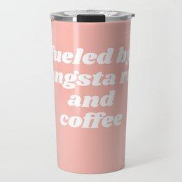 fueled by Travel Mug