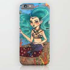 Dark Mermaid iPhone 6s Slim Case
