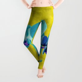 Orchid blue Leggings