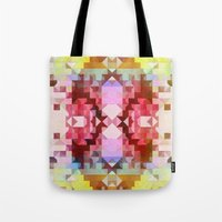 southwest Tote Bags featuring Southwest by Dnzsea