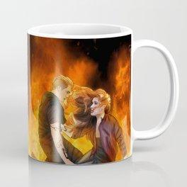 Clace heavenly fire Coffee Mug