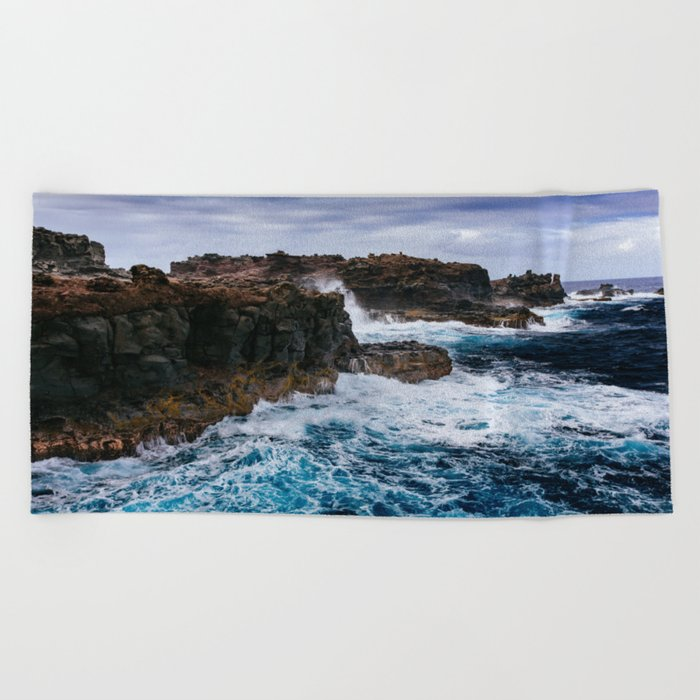 ocean Beach Towel